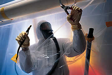 hazmat and asbestos removal services
