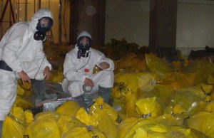 hazardous waste disposal vancouver , green demolition and asbestos removal vancouver