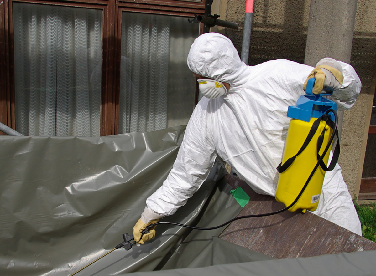 Asbestos Removal Coquitlam , hazardous waste disposal services